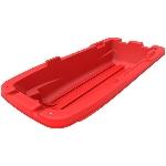 Traîneau utilitaire de 45 po, rouge